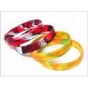 Promotional Silicon Wristbands