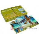Promo Card Cube