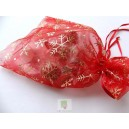 Teeblumen in der Geschenktüte