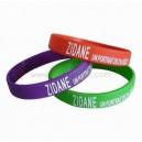 Printed Rubber Bracelets