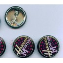 Advertising Button Badge