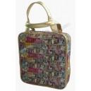 Square 3D Pattern Bag