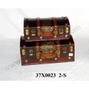 Hand Crafted Wood Boxes